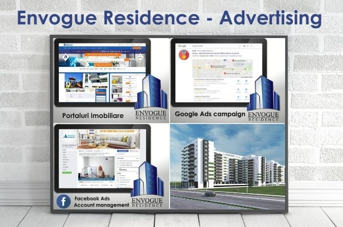 EnVogue Residence - Digital Advertising